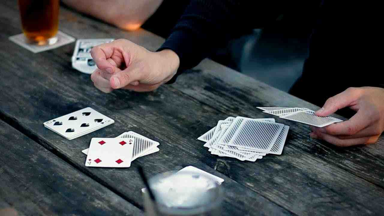 Tour de magie carte facile à apprendre