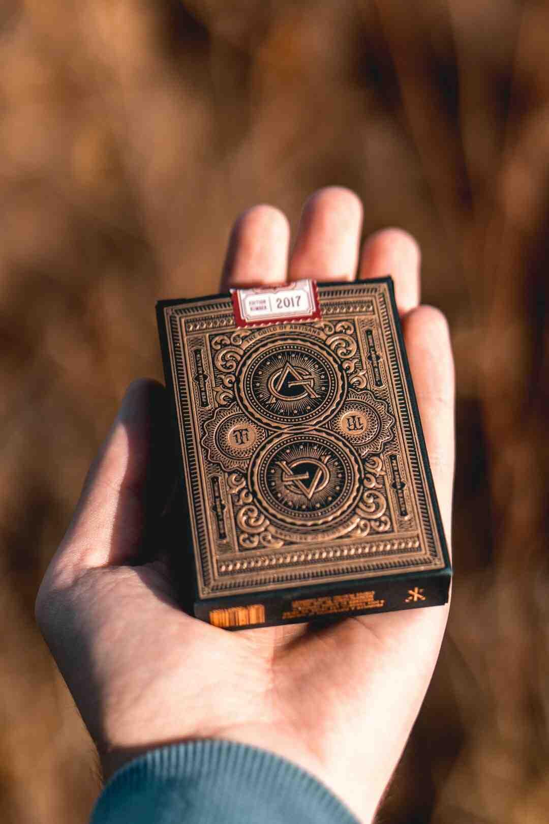 Tour de magie 9 cartes
